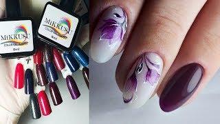 ❤ мой СОВЕТ по ВЫРАВНИВАНИЮ ногтей БАЗОЙ ❤ НОВИНКА MiKKUSU ❤ ВЕСЕННИЙ дизайн ногтей ❤