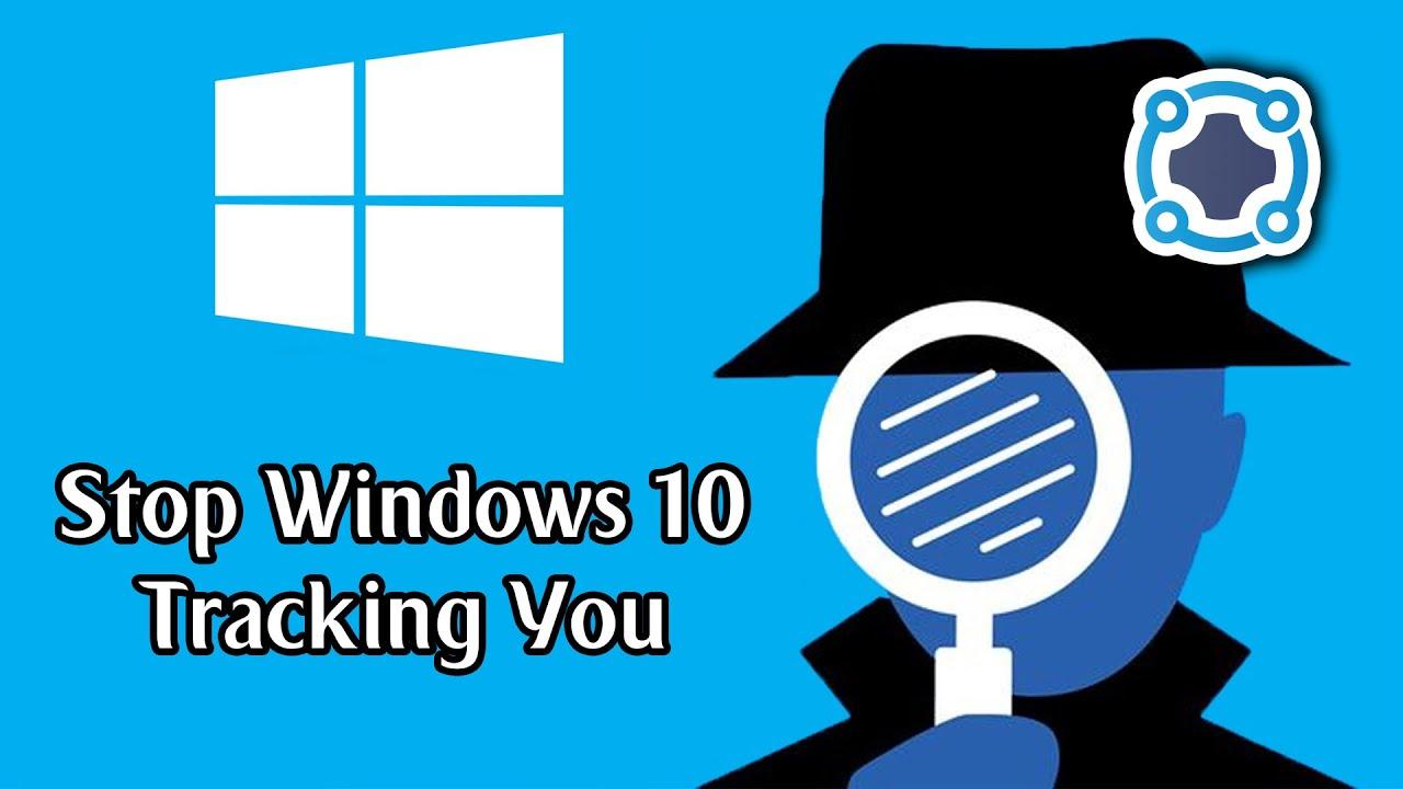 Resultado de imagen para Disable Windows 10 Tracking