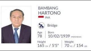 Sudah 78 Tahun! Orang Terkaya Indonesia Perkuat Tim Bridge di ASIAN GAMES 2018!