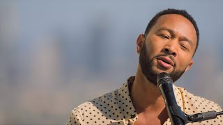 John Legend Performs 'Never Break' - John Legend and Family: A Bigger Love Father's Day