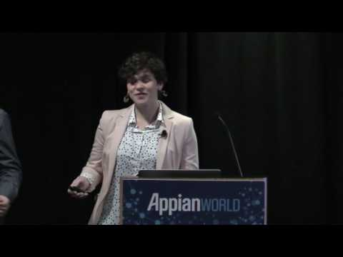 Appian World 2017: Building Modern UIs with Appian SAIL