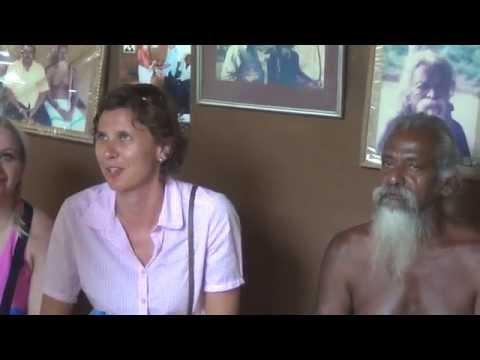 Sri Lanka - spotkanie z Wodzem Plemienia Weddów