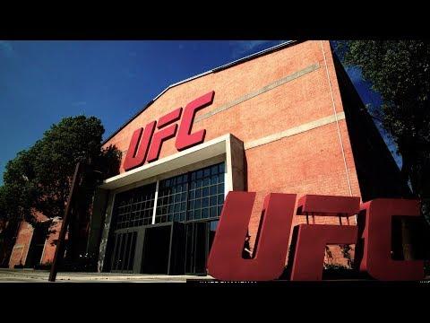Открытие UFC Performance Institute в Шанхае