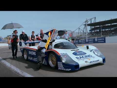 919 Tribute Tour: Porsche Dream team in the ring