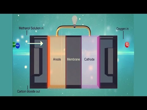 High Performance Alcohol Fuel Cell