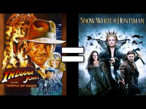 24 Reasons Indiana Jones 2 & Snow White & The Huntsman Are The Same Movie