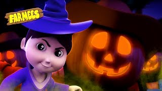 Witch Is Out | Kids Halloween Songs | Nursery Rhymes for Kids
