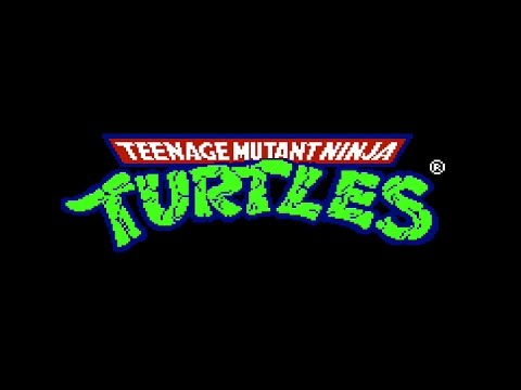 Teenage Mutant Ninja Turtles (Ultra, 1989) - NES Gameplay HD