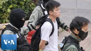 Students Arrested After Police and Protester Standoff at Hong Kong Polytechnic University