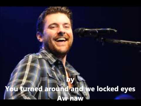 Aw Naw (Lyrics & Pictures) - Chris Young