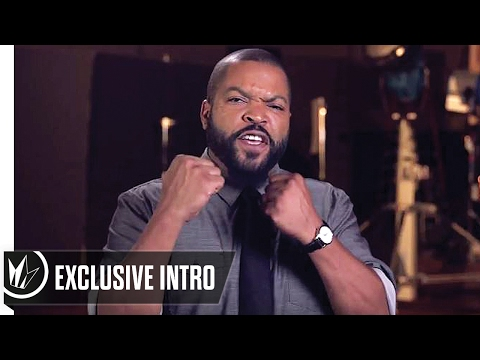 Fist Fight Trailer with Exclusive Intro from Ice Cube -- Regal Cinemas [HD]