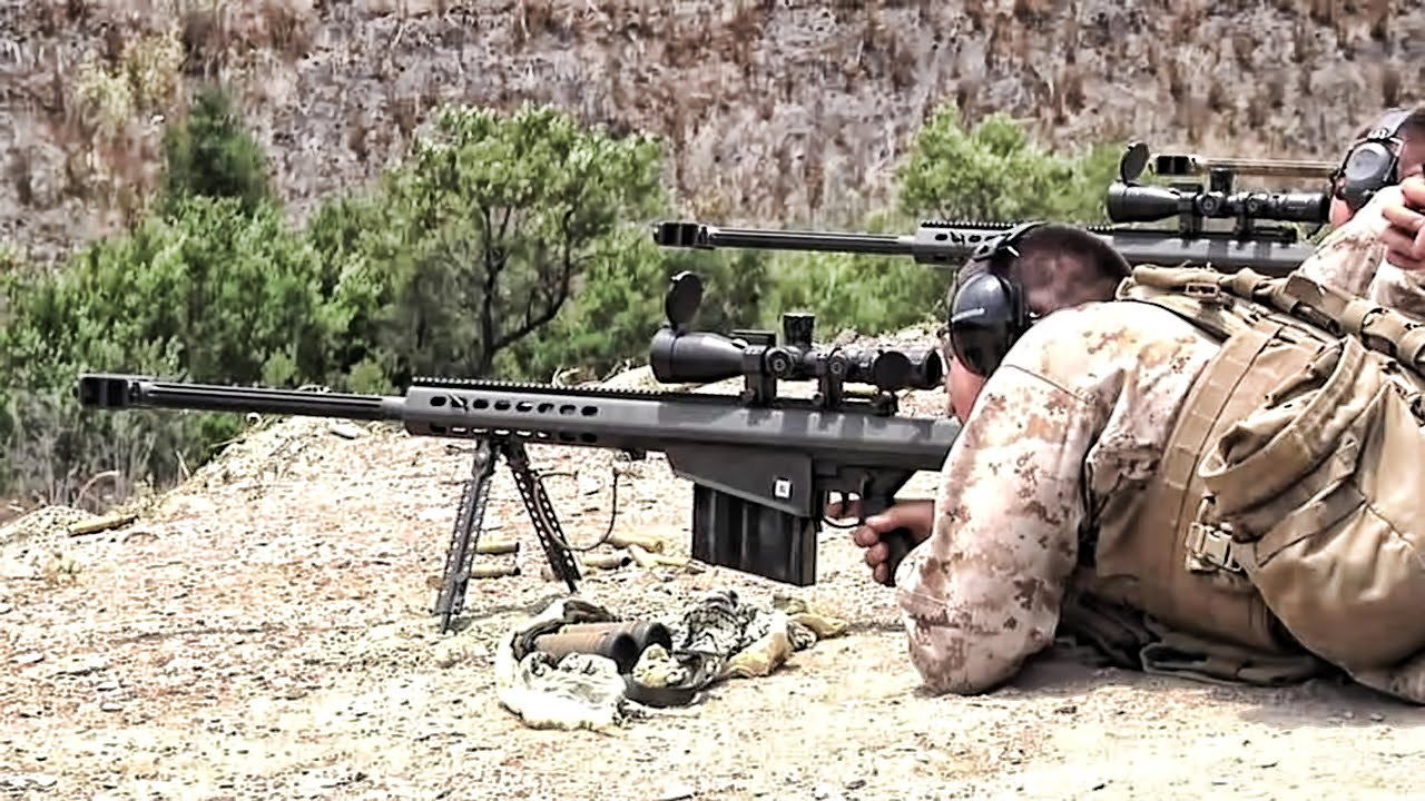 m107 sniper rifle - photo #28