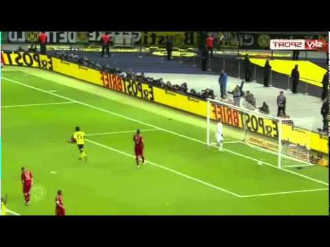 Bayern Dortmund Pokal