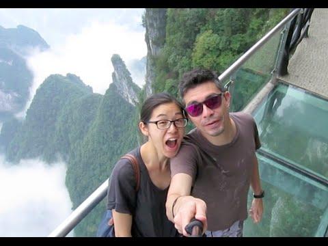 Hunan Province Vlog: TianZiShan & Glass Walkway at TianMenShan!