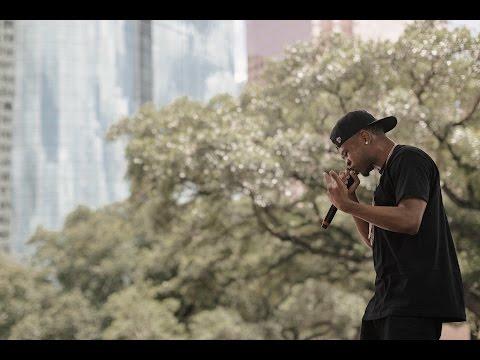 "Rapper & venture capitalist Chamillionaire performing ""Ridin"" live in Houston, Texas (2015)"