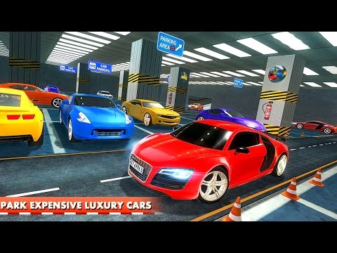 Supermarket Modern Car Parking (by 3D Games Village) Android Gameplay [HD]