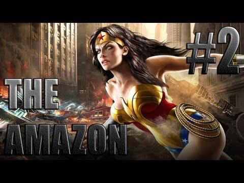 INJUSTICE - The Amazon #2 (Wonder Woman Ranked)