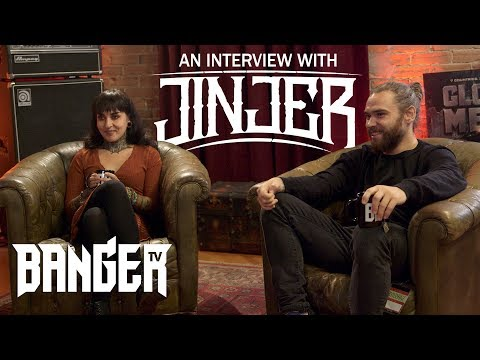 JINJER interview on vocal improvisation, Mikael Akerfeldt and Russian metal influences