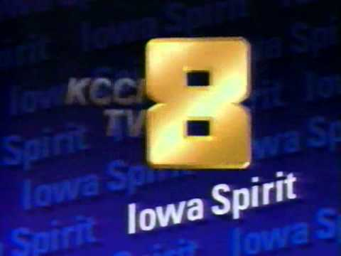 TV 8 Weather Beacon and The Iowa Spirit on 8