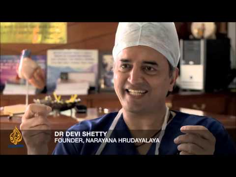 Dr Shetty's thoughts on serving God's creations