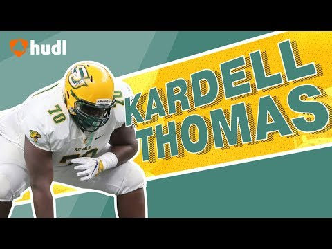 Kardell Thomas | Southern University Lab School | Class of 2019