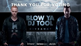 B-Front & Jack of Sound - Blow Ya DJ Tool (Free Release)