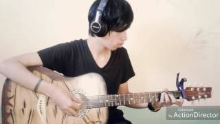 Daryl Ong - Stay - Cover(fingerstyle guitar)