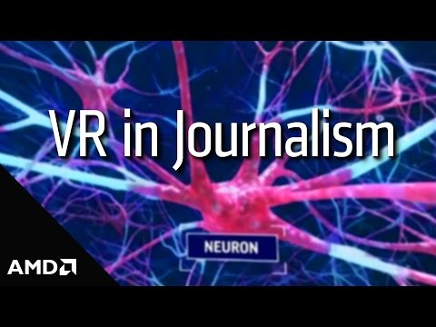 Immersive VR Journalism
