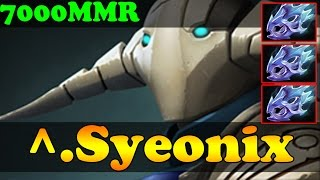 Dota 2 - ^.Syeonix 7000 MMR Plays Sven with 3 Moon Shard Vol 1 - 2 Games - Ranked Match Gameplay!