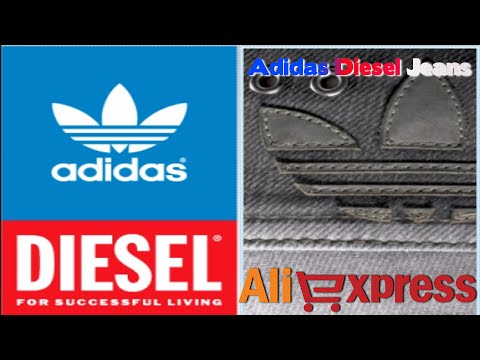Adidas and Diesel originals