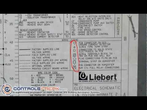 hvac wiring diagrams 2 hvac controls training liebert mini mate controls wiring diagrams and schematics part 1 of