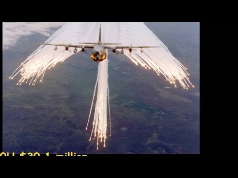 US C 130 Over Flight South China Sea