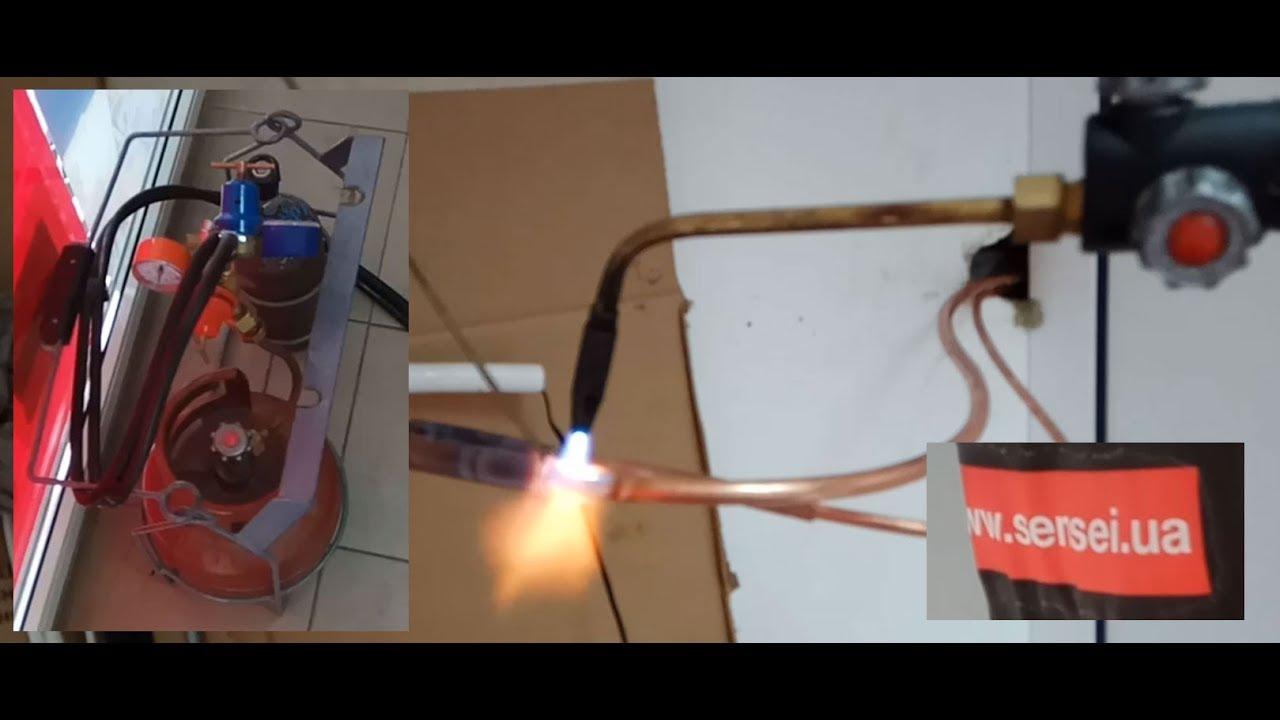 Экспандер, труборасширитель труб, ручной - YouTube