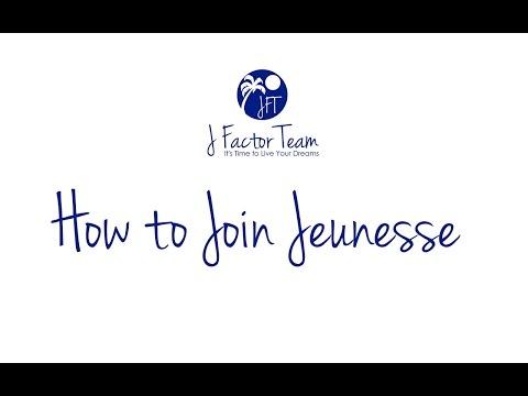 J Factor Team How to Join Jeunesse with Diamond Director Kathleen Deggelman!