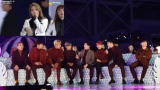 Video 161119 EXO reaction to Mamamoo Perf @2016 MMA download MP3, 3GP, MP4, WEBM, AVI, FLV Maret 2017