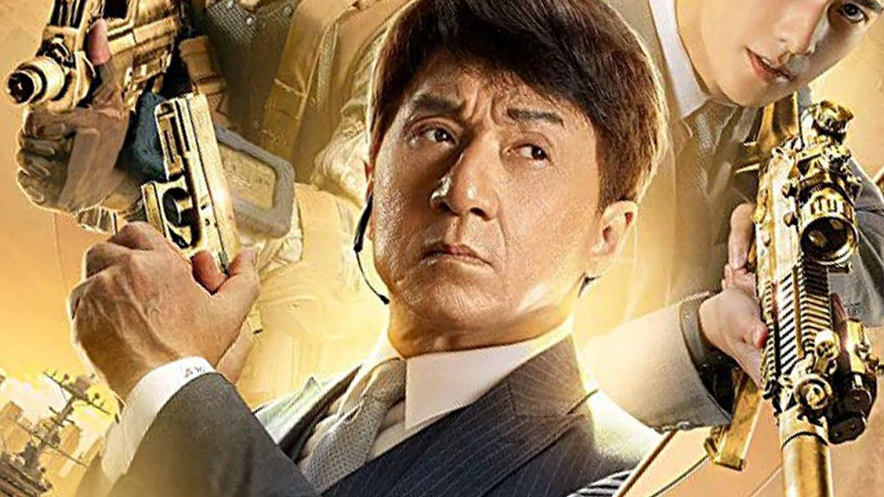 Vanguard Chinese Trailer 2020 Jackie Chan Action Movie Youtube