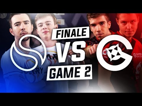 FINALE IGS LAUSANNE : GAMERS ORIGIN VS SOLARY GAME FINALE
