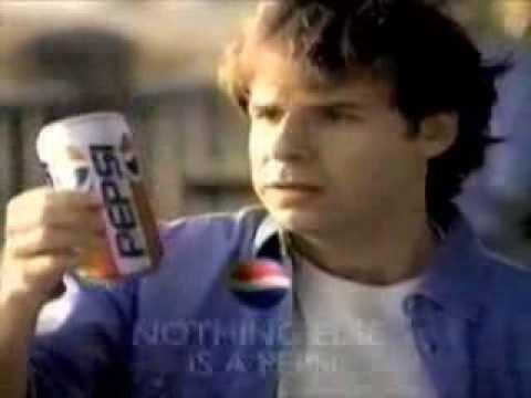 Pepsi commercial wRick Moranis  1995