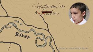 Localização CABANA dos WATSONS - Red Dead Redemption 2 - Watson's Cabin Location