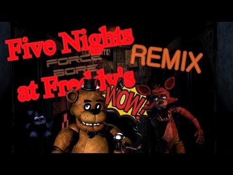 ForceBore - FNaF Theme [Remix]