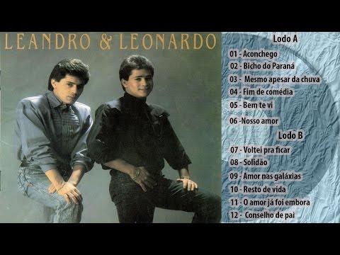 Leandro & Leonardo -  Vol. 2 - 1987 (LP Completo)