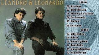Baixar Leandro & Leonardo -  Vol. 2 - 1987 (LP Completo)