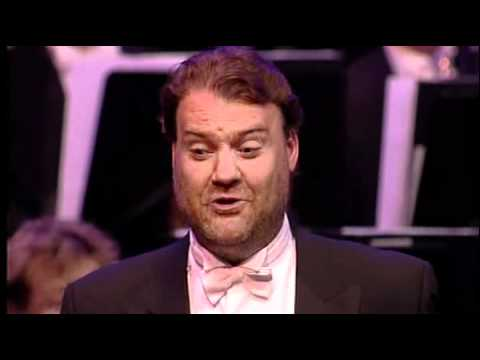 "Bryn Terfel Sings "" How to Handle a Woman"""
