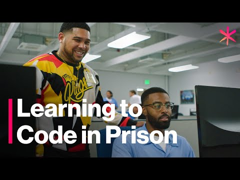 Learning To Code In Prison