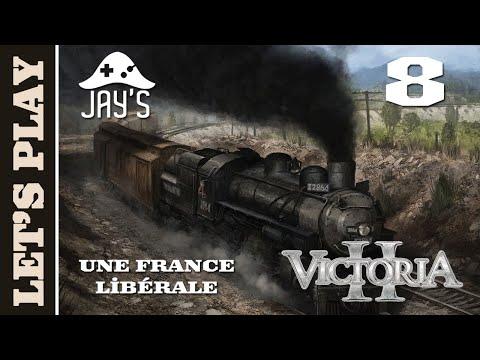 [FR] Victoria 2 - Une France Libérale - Première partie - Épisode 8