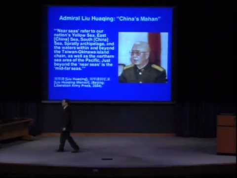 Strategy and Policy Lecture | Toshi Yoshihara: Rise of Chinese Seapower