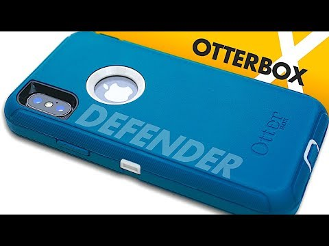 OtterBox DEFENDER Series Case For IPhone X/XS   Review