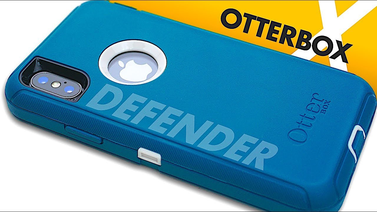 brand new bec1e 5fb40 OtterBox DEFENDER Series Case for iPhone X/XS | Review