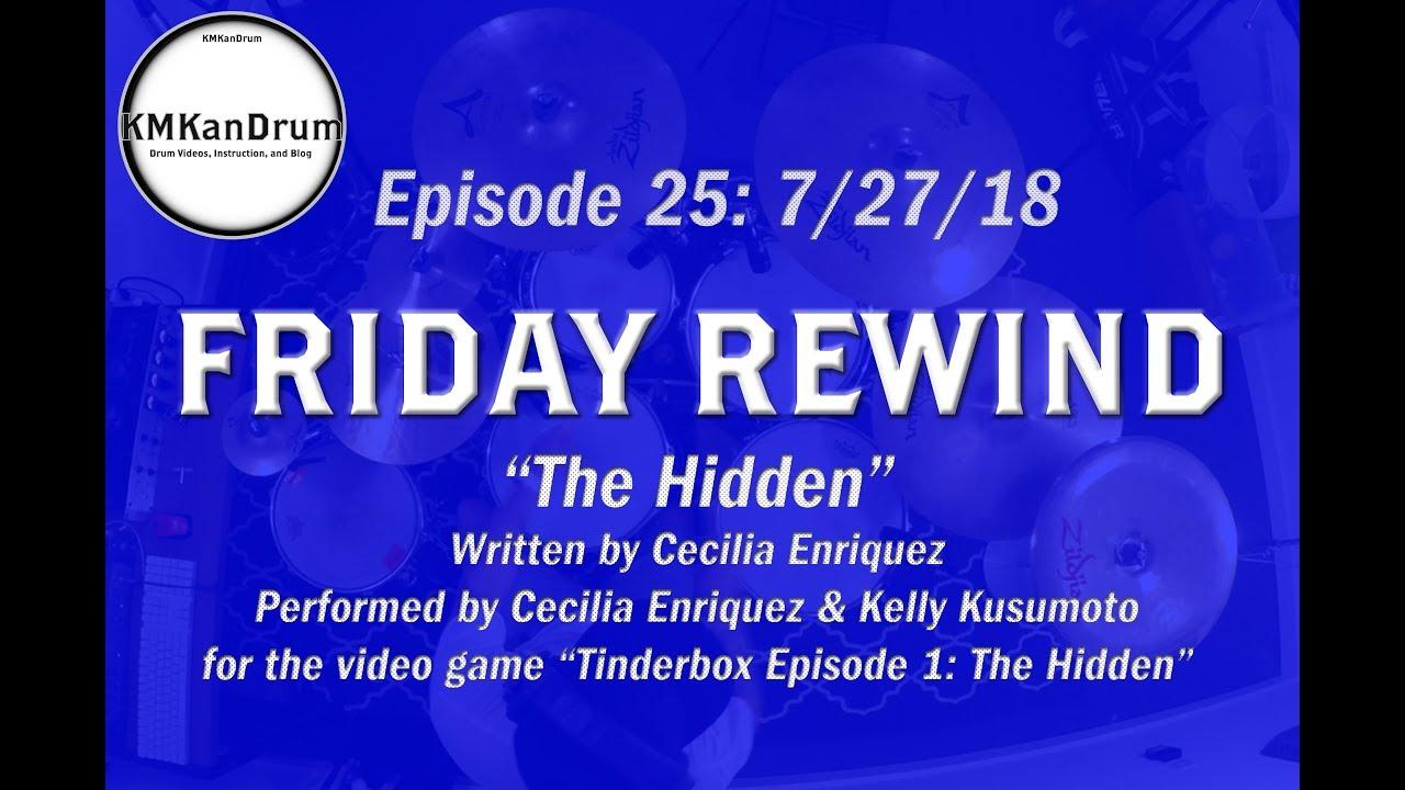 """FRIDAY REWIND Wk. 25: """"The Hidden"""" by Cecilia Enriquez"""