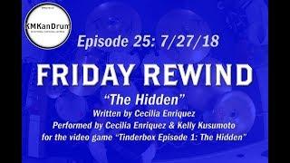 The Hidden (Official Tinderbox Soundtrack) from Saltie Games - KMKanDrum - Friday Rewind Ep25